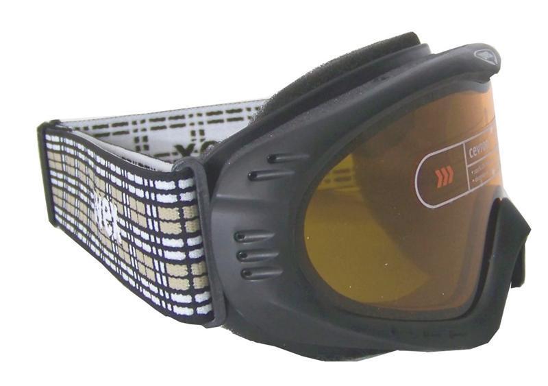 uvex-cevron-Skibrille-Snowboardbrille-f-Ski-Snowboard-Helm-Goggle-Brille